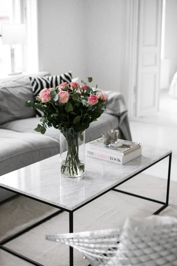 Marmor Couchtisch Der zeitlose Hingucker im Wohnzimmer
