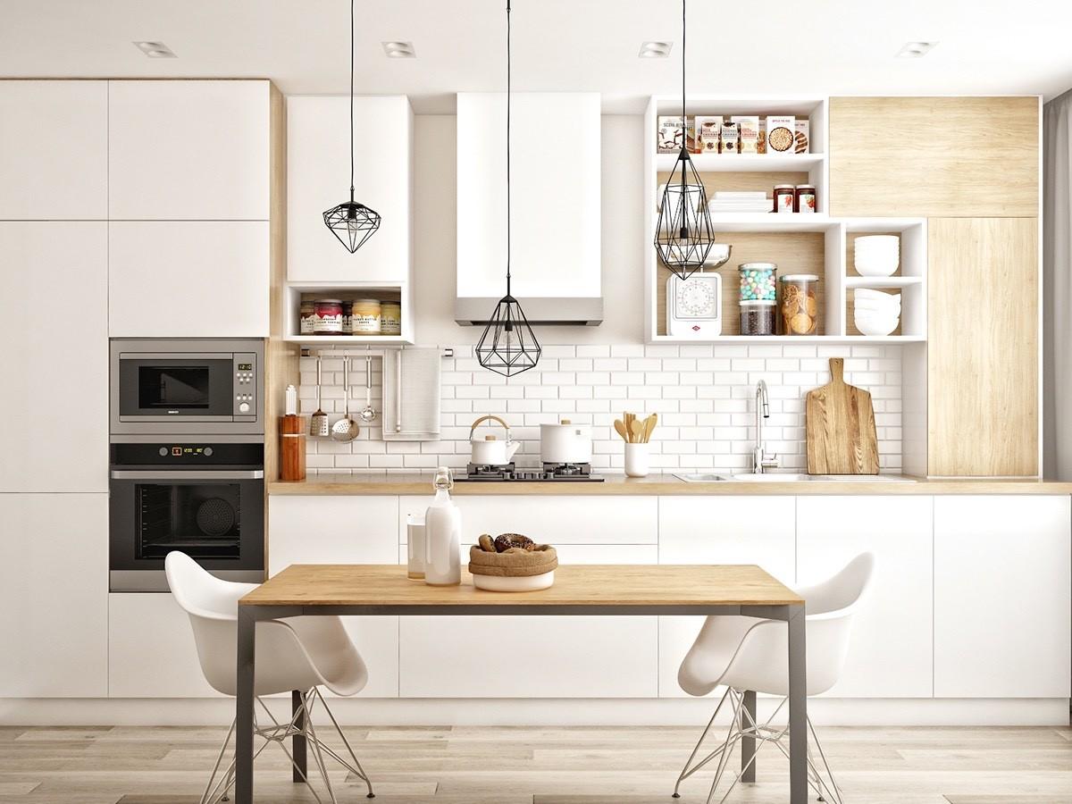 Scandi Style Kche einrichten  7 Wohntipps mit garantiertem LagomFeeling