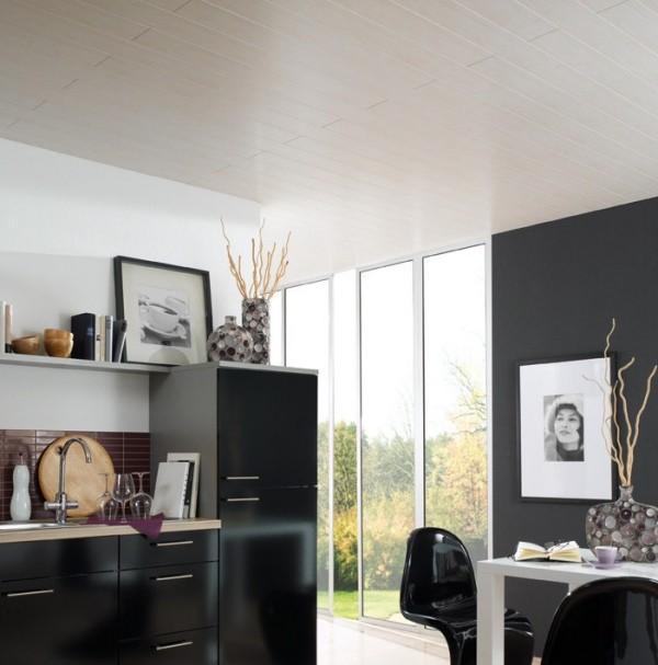 Ausgefallene Einrichtungsideen mit 3 D Paneelen fr die Wohnung