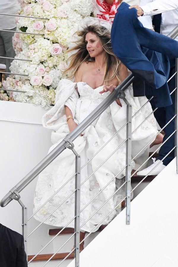 Heidi Klum und Tom Kaulitz heiraten wieder diesmal auf