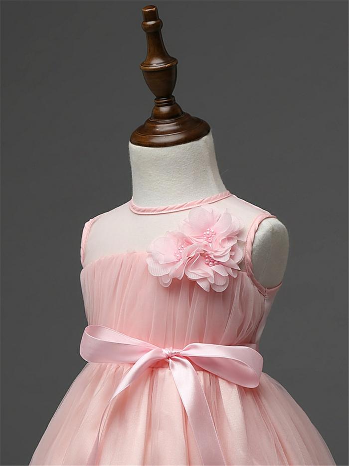 Robe demoiselle d honneur  ides comment habiller les petites filles du mariage