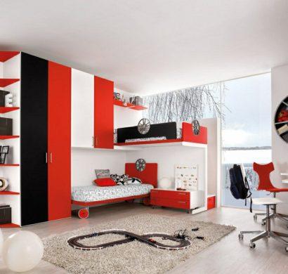 Ide dco chambre ado pour crer un design styl et tendance