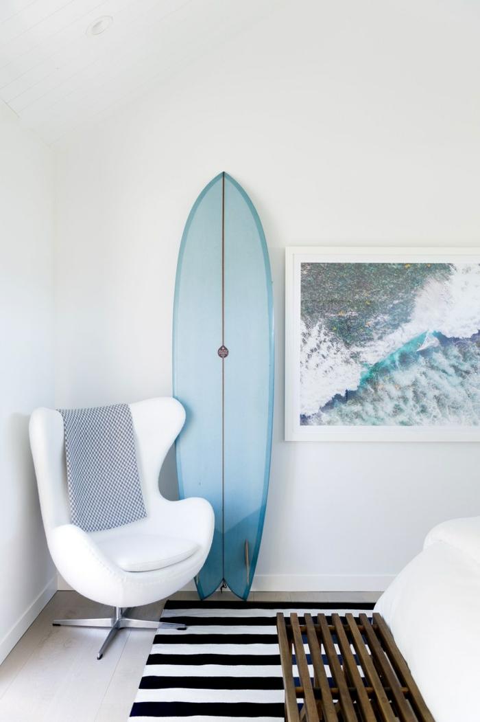Dco planche de surf  ides comment recycler lancienne planche