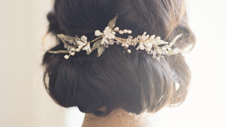 Coiffure mariage cheveux milongs ou une allure impressionnante