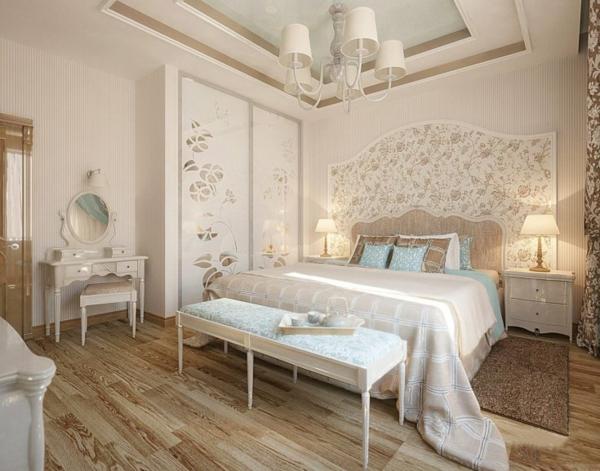 Deco Chambre Romantique Blanc