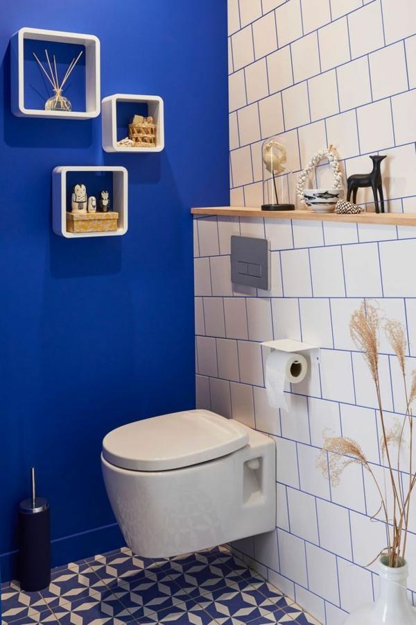 Peinture Toilettes Tendance Quelle Couleur Pour Decorer Les Wc