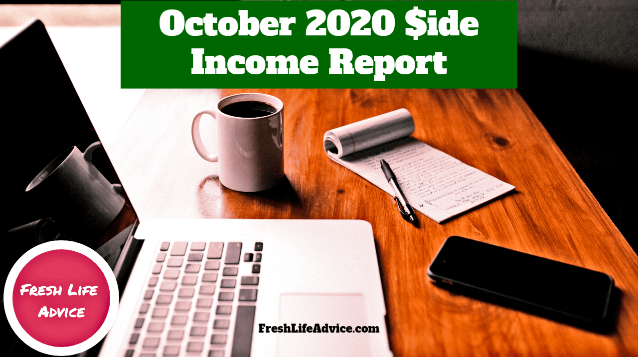 October Side Income