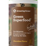 Amazing Grass Green Superfood Super Greens Powder with Spirulina, Chlorella, Digestive Enzymes and Probiotics