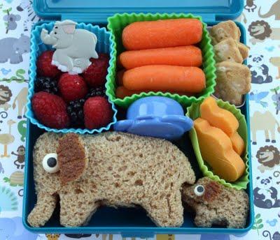 Elephant Sandwich