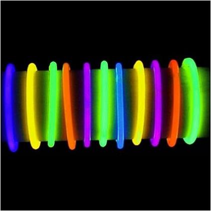 Glow Bracelets for Halloween