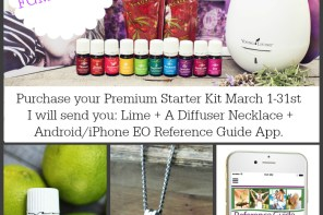 March Essential Oils Promo!!