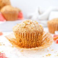 Grapefruit Ginger Muffins (paleo & nut-free)