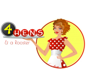 blogger tip 4 hens and a rooster