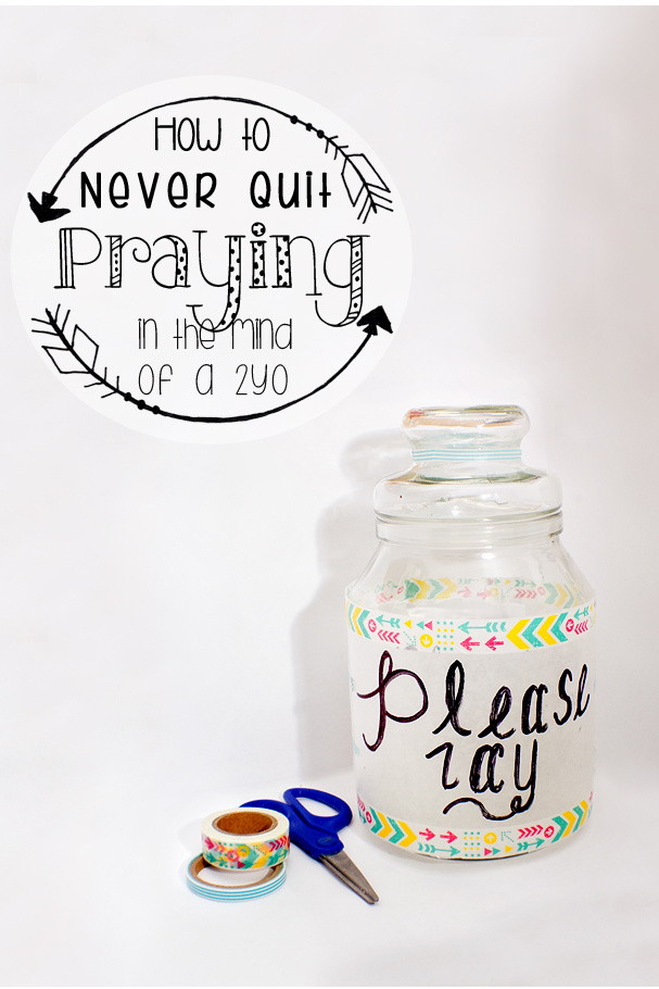 prayer jar pin