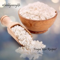 Frugal Rice Recipes