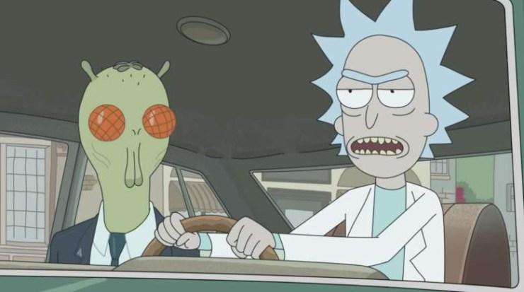 Rick and Morty Season 3 Premiere