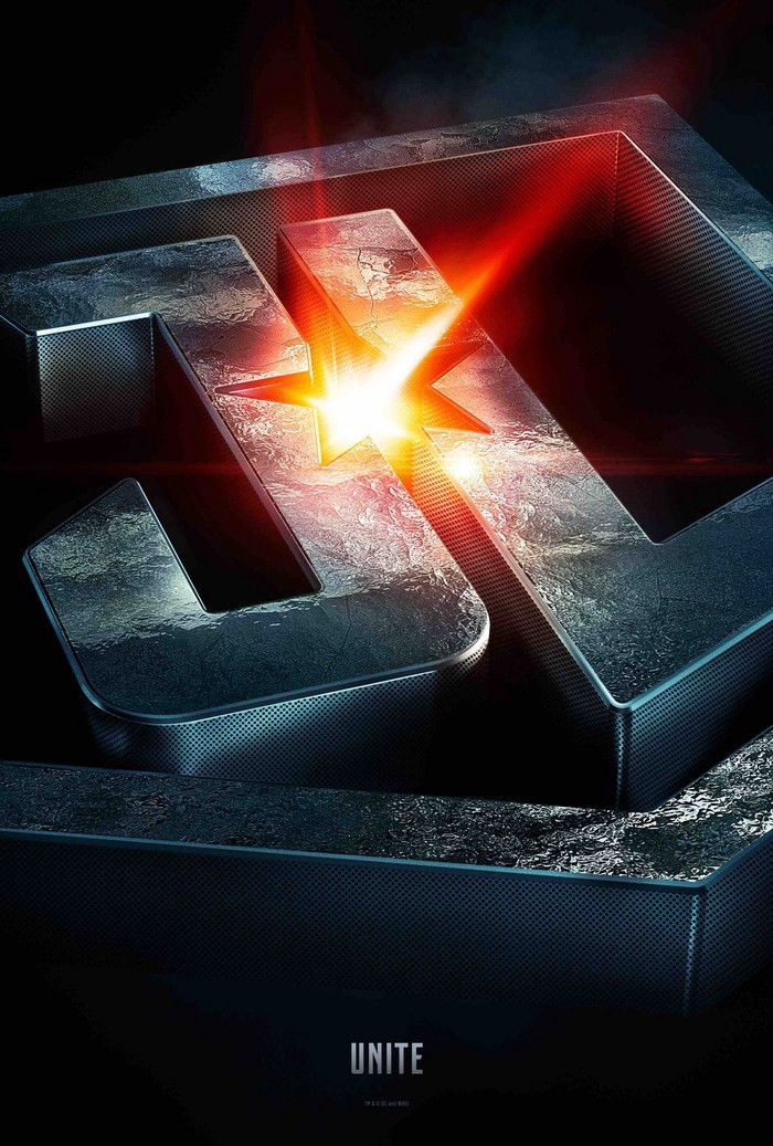 First Posters for Justice League
