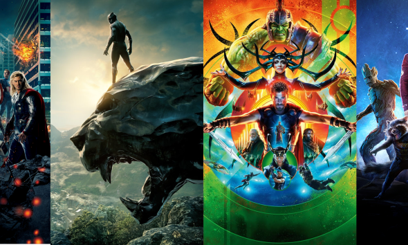In Which I Rank All The Current MCU Movies, As Internet Law