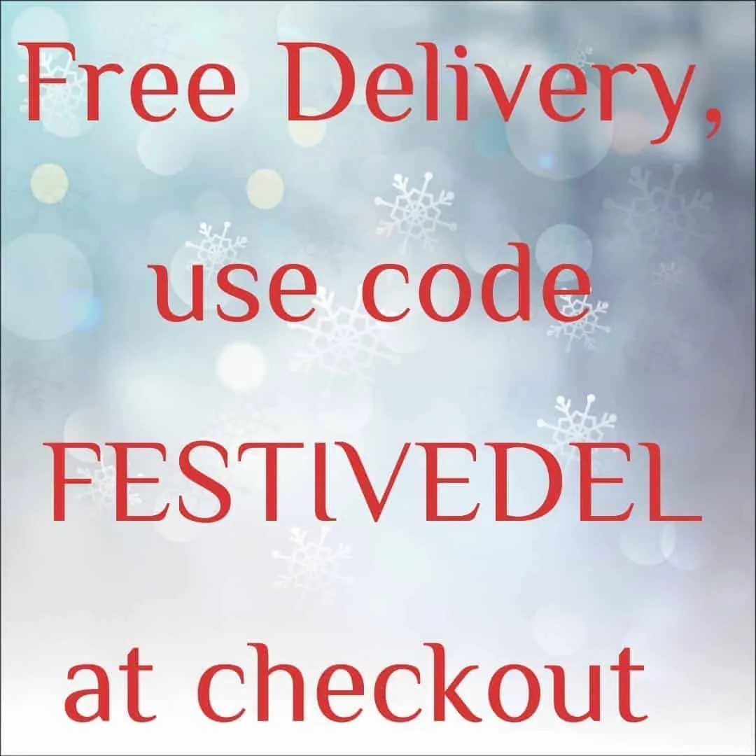 Christmas Delivery Offer!