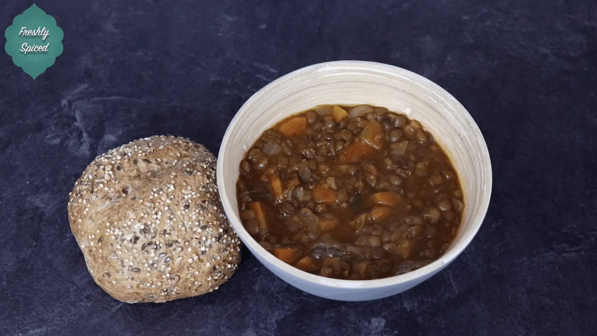 Amazing Spiced Carrot and Lentil Soup Recipe!