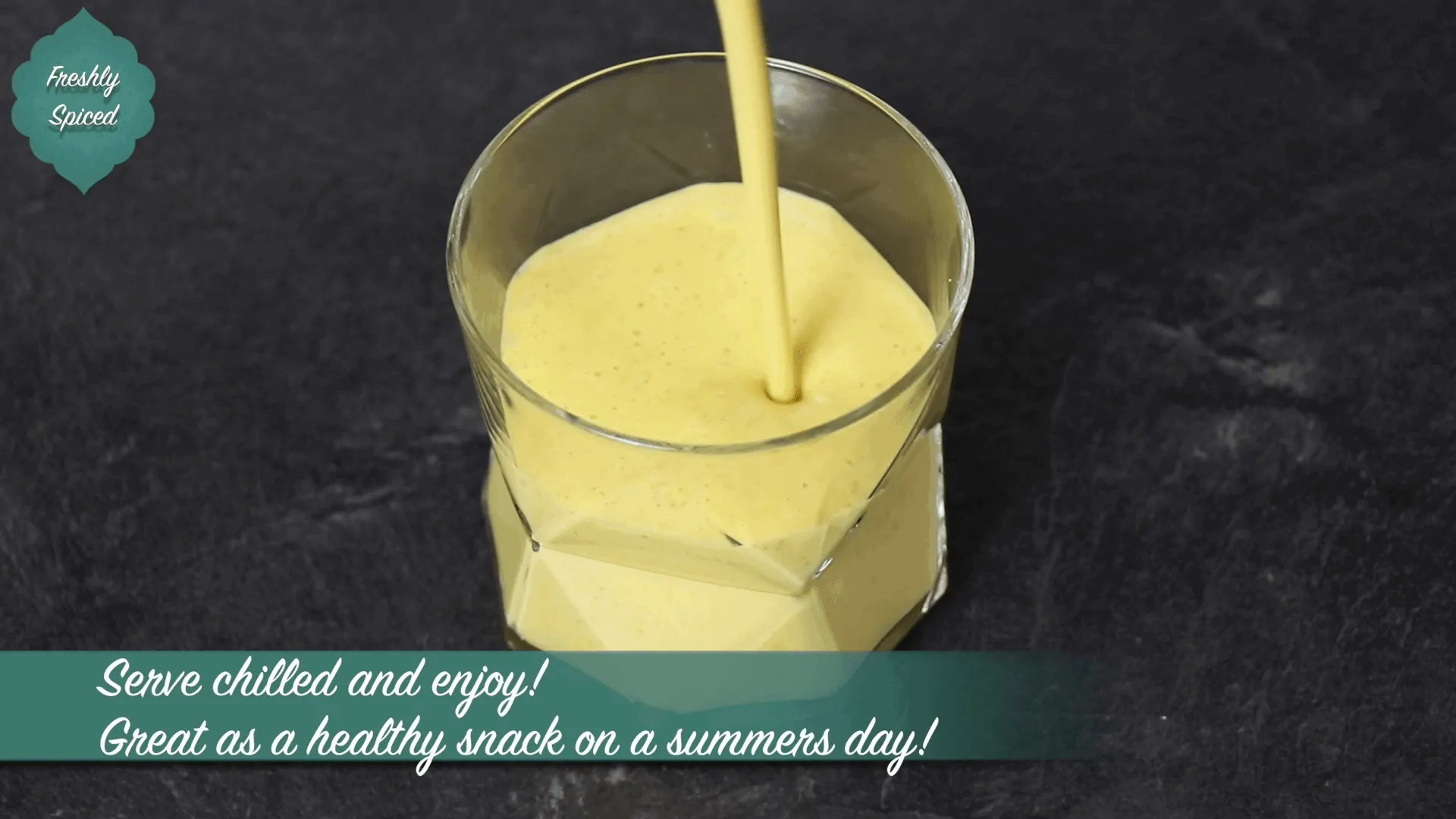 Turmeric Smoothie Recipe