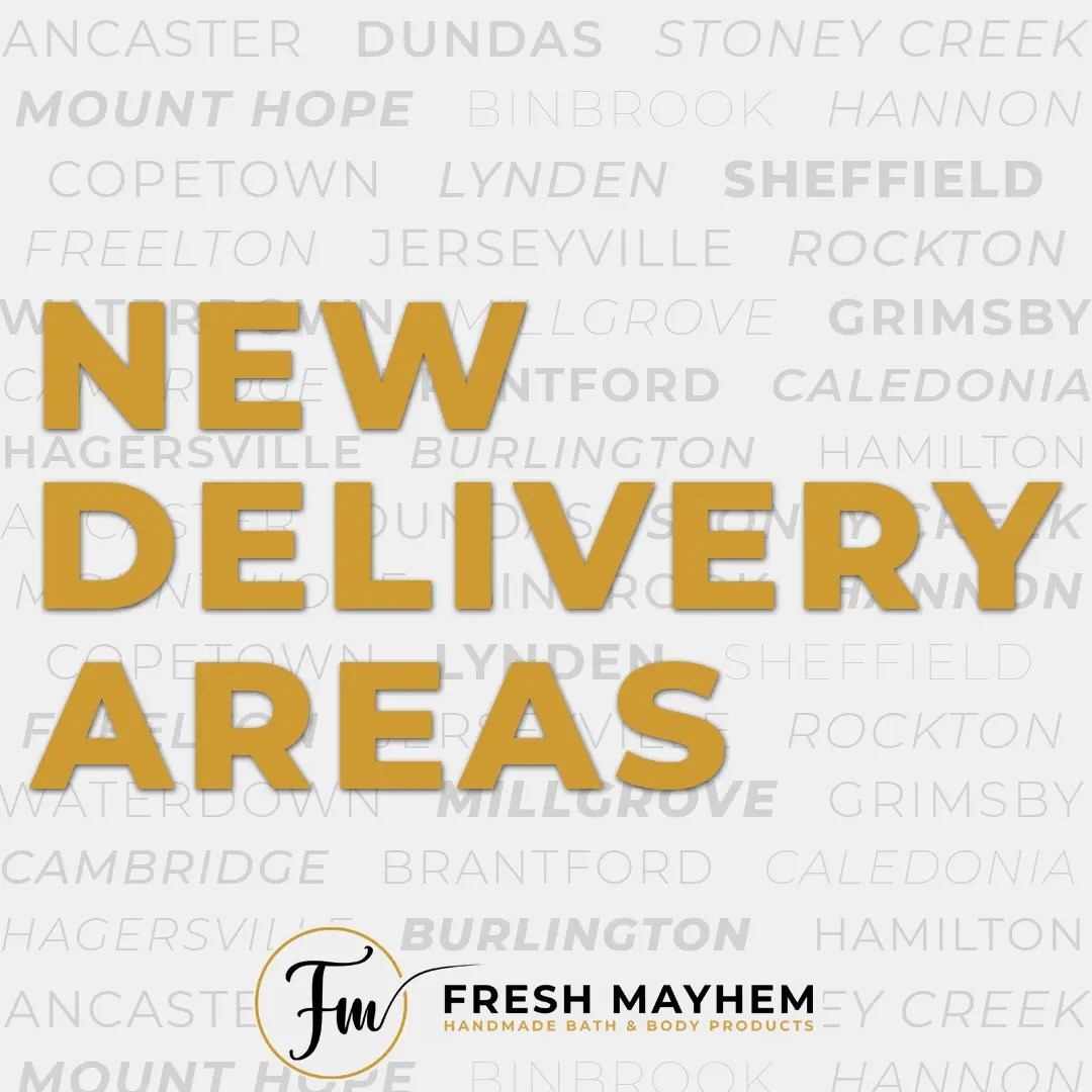 Starting 2021 Strong with new delivery locations.