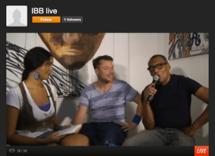 The Ustream interview with David Bade and Tirzo Martha