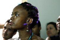 Damali Abrams. Photograph by Mark King.