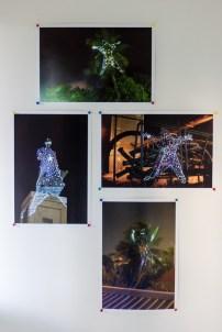 Ewan Atkinson's Starman series, 2009