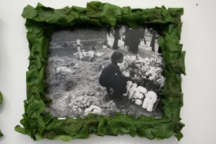 Lauren Craig, Her Story, Hand Developed Photography + Sculpture, 70cm x 40cm (2010)