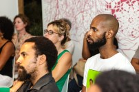 The audience at FRESH MILK XVII
