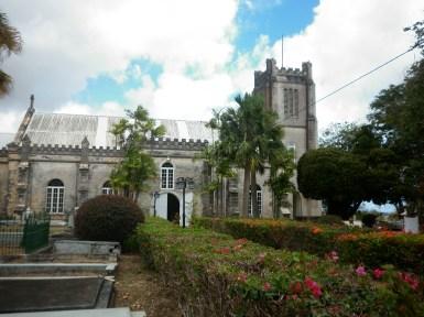 St. George Parish Church.