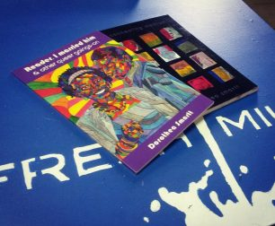 Dorothea Smartt's donations to the Colleen Lewis Reading Room at Fresh Milk