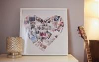 DIY // Heart Mini-Photo Collage - Fresh Mommy Blog : Fresh ...
