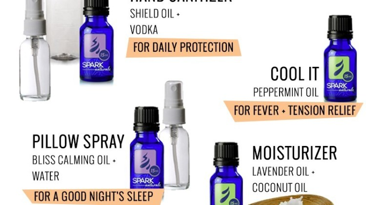 Top Essential Oils Blends for a Healthy Winter by popular Florida lifestyle blogger Fresh Mommy Blog