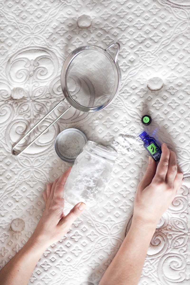 Mattress Cleansing and Refreshing with Essential Oils
