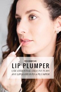 Easy Home Diy Lip Plumper - Fresh Mommy