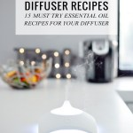 15 Must Try Essential Oil Recipes For Your Diffuser Fresh Mommy Blog