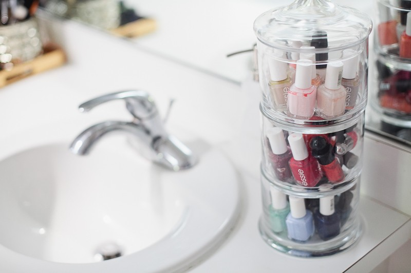Spring Cleaning and Organize Your Vanity - Tips from Fresh Mommy Blog-10