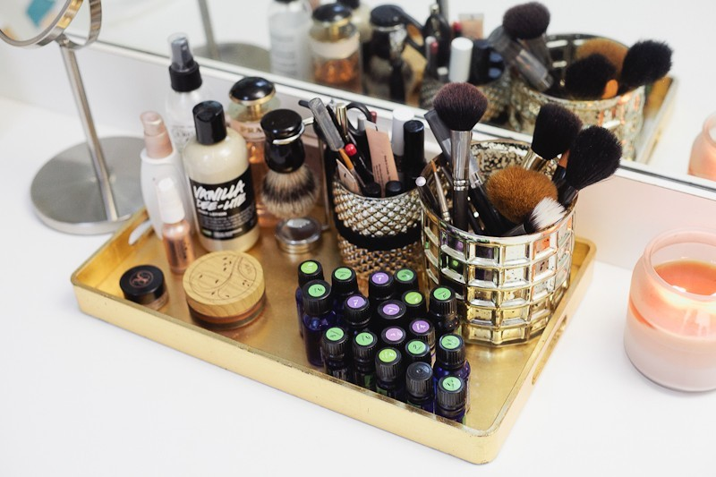 Spring Cleaning and Organize Your Vanity - Tips from Fresh Mommy Blog-4