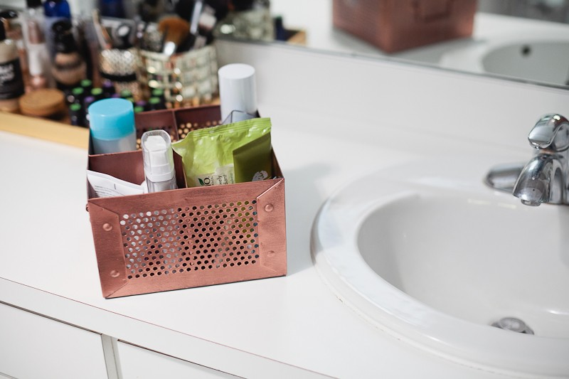 Spring Cleaning and Organize Your Vanity - Tips from Fresh Mommy Blog-7