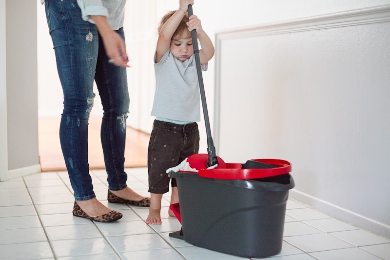 Clean Floors The Easy And Natural Way A Diy Floor