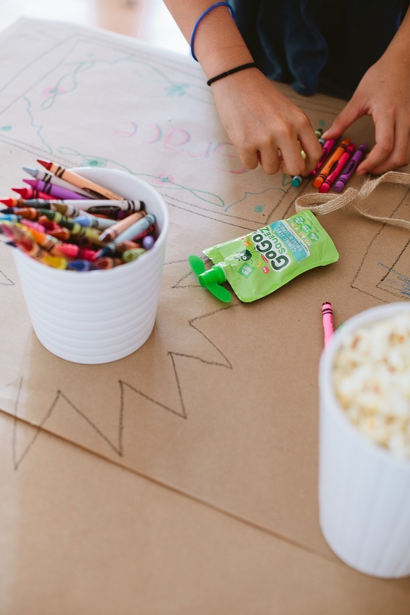 Tips for a Ridiculously Easy Table to Keep Kids Entertained for any Party-15