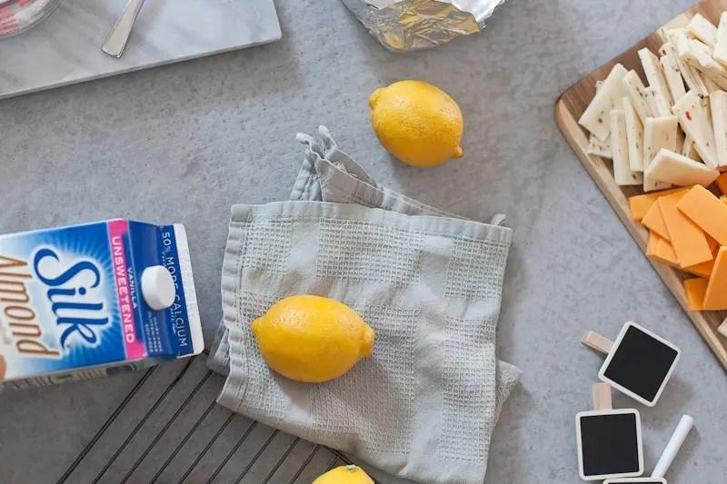 Almond Lemon Pound Cake with Silk Almond Milk from Fresh Mommy Blog-2