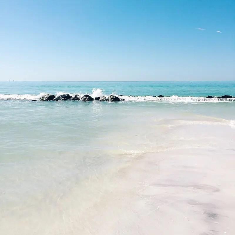 Quiet Power of the Ocean