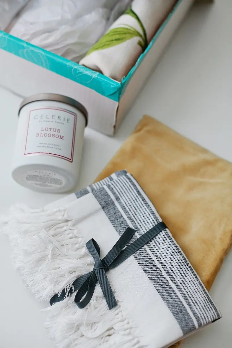 Unboxing-My Seasonal Home Subscription Box-1