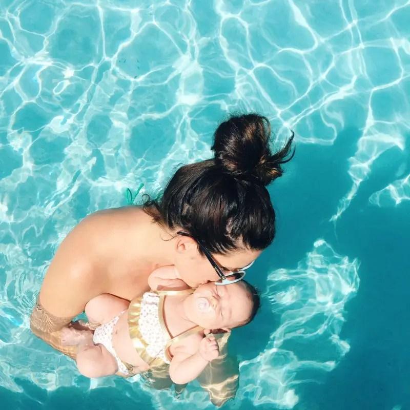 Baby Swims at Omni Resort Orlando at Champions Gate