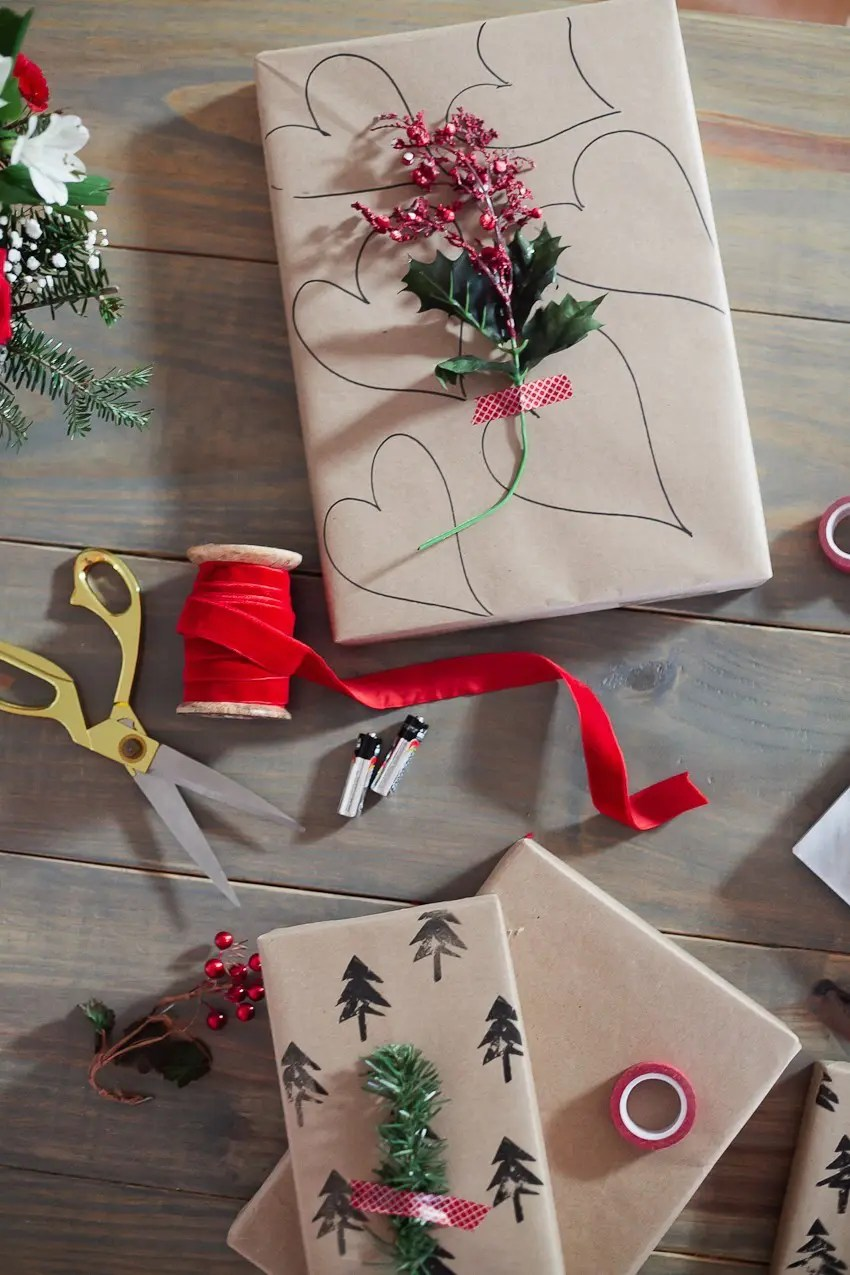 The Simple and Easy Christmas Gift Wrapping Ideas You Can't Miss ...