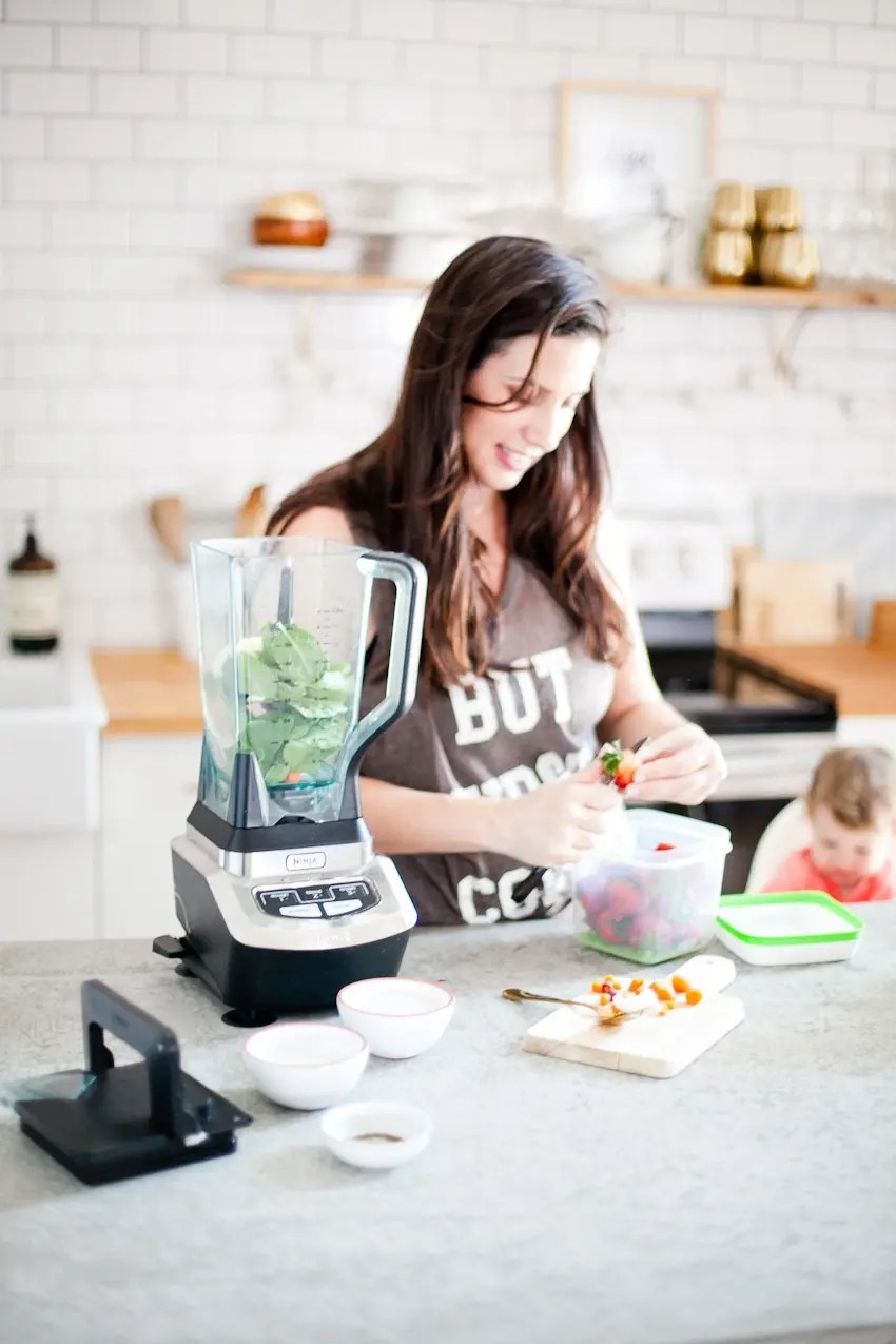 My Morning Smoothie Makeover and smoothies for EVERY diet... keto smoothies, paleo options, dairy-free and more! Download the Morning Smoothie Makeover menu and learn my favorite kitchen hack for keeping fruit and veggies FRESH longer!!