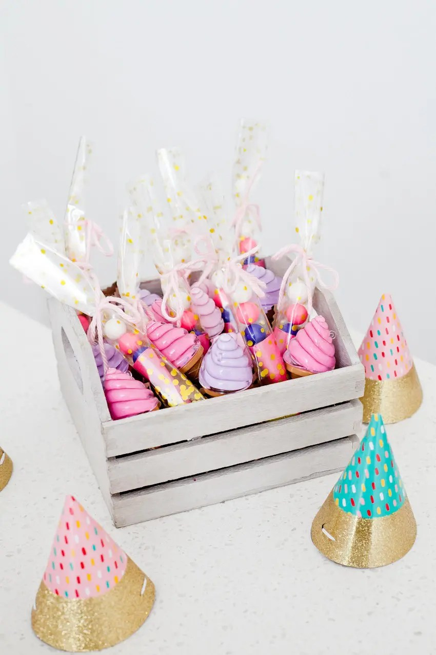 a sweet ice cream social birthday party fresh mommy blog